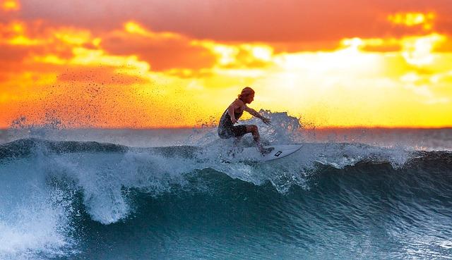 Lexique : Les techniques de surf à maîtriser par les débutants
