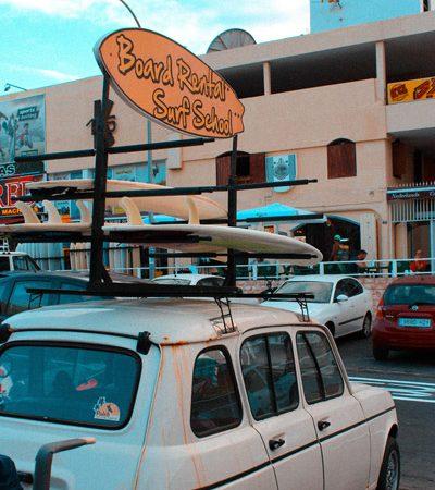 Comment transporter sa planche de surf en voiture ?