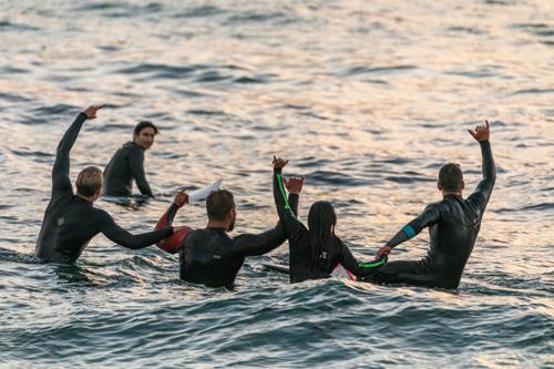 Comment connaître facilement son niveau de surf ?