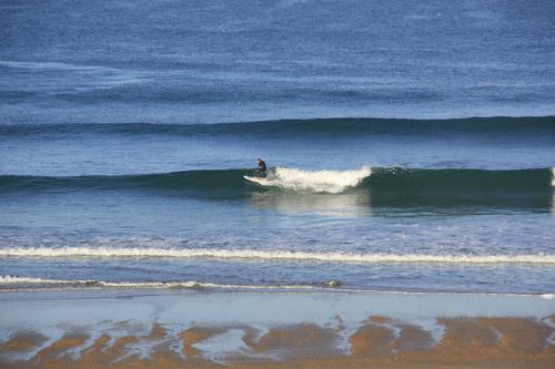 image spots de surf à Fossegor en F