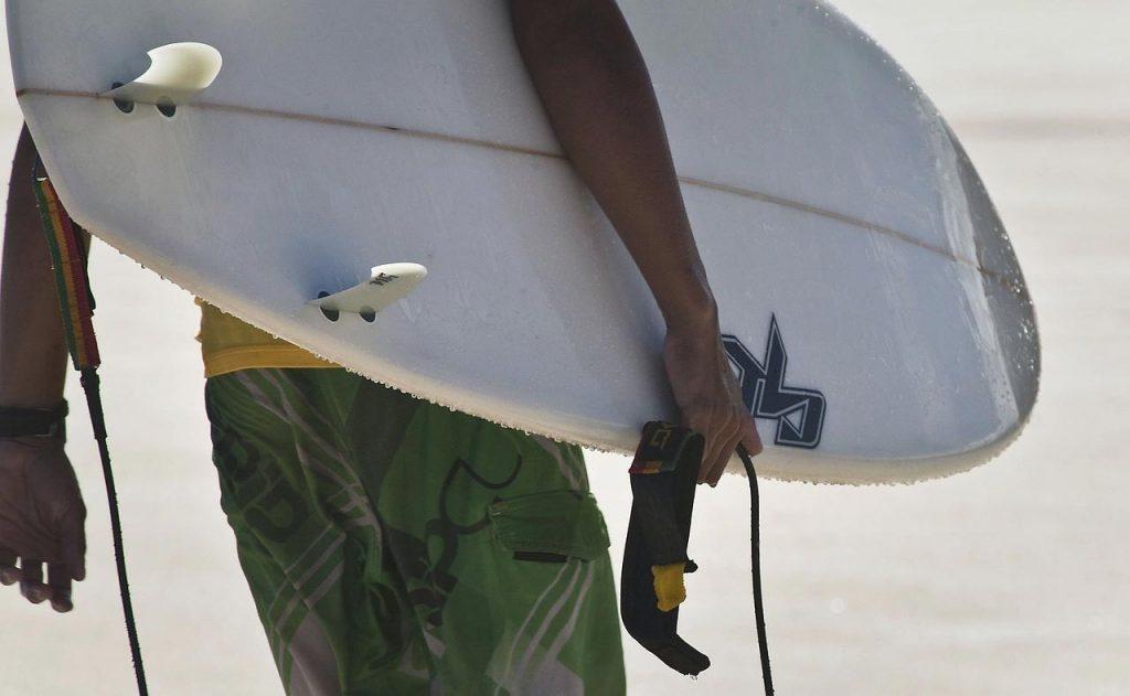 image d'une planche de surf